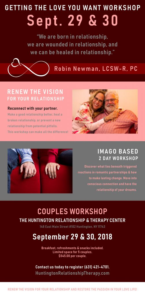 Long Island Couples Workshop September 2018