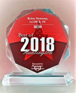 Robin Newman Best of 2018 Huntington NY