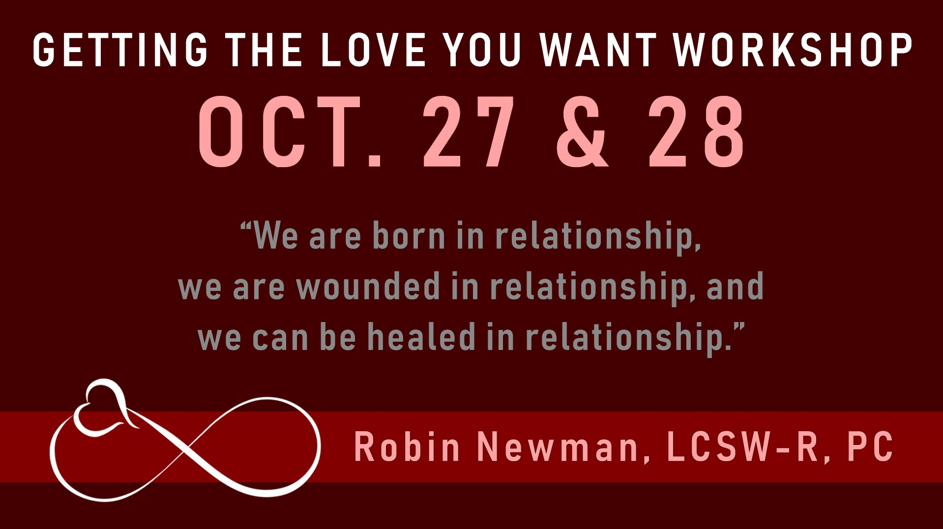 Long Island Couples Workshop October 2018
