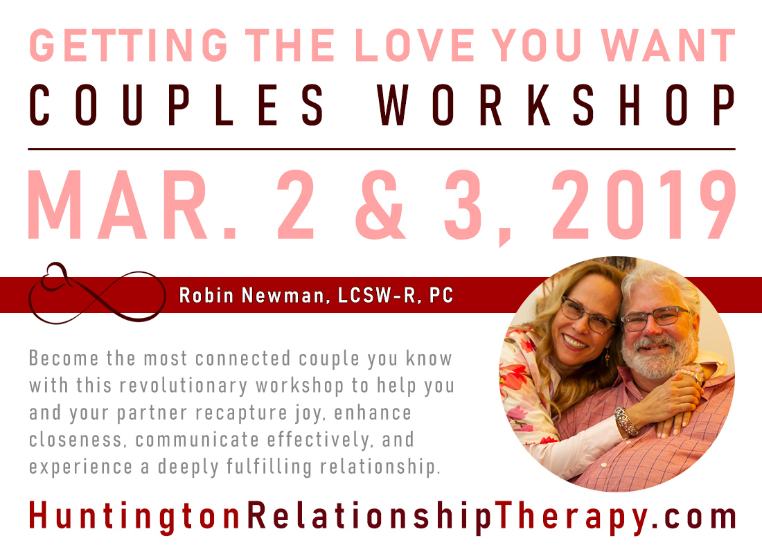 LI Couples Workshop March 2 & 3, 2019