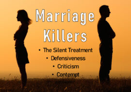marriage killers - Imago Relationship Therapy New York