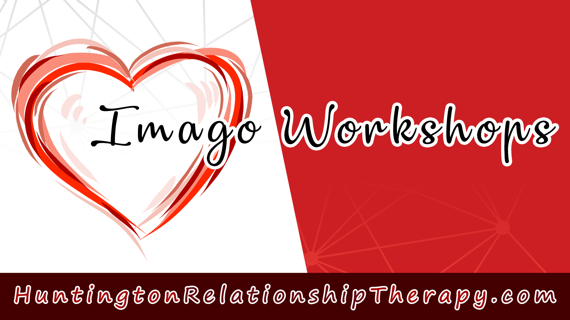 Imago relationship therapy workshops